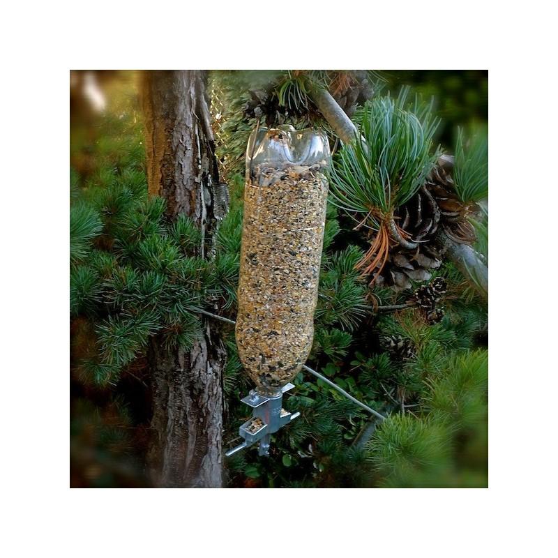 Distributeur de graines bird feeder made in usa - Distributeur de graines pour oiseaux ...