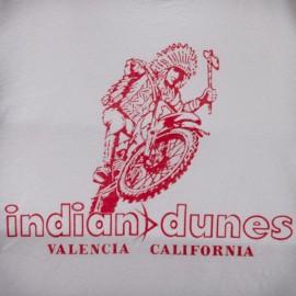 """T-shirt San Fernado Valley® """"INDIAN DUNES"""" made in USA"""