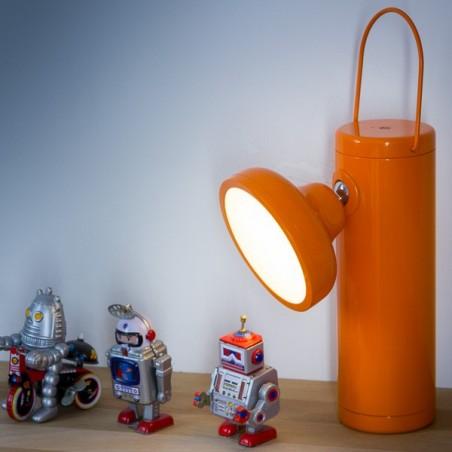 M-Lamp Orange made in USA - livraison gratuite