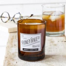 Bougie parfumée Bourbon & sucre brun - made in USA