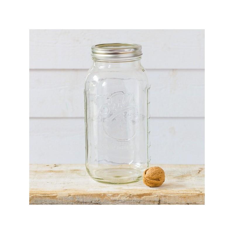 bocal pot mason jar wide mouth mason jar ball le. Black Bedroom Furniture Sets. Home Design Ideas