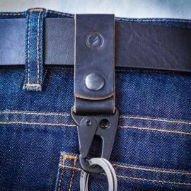 Passant mousqueton E3 Tactical2 Noir - Made in USA