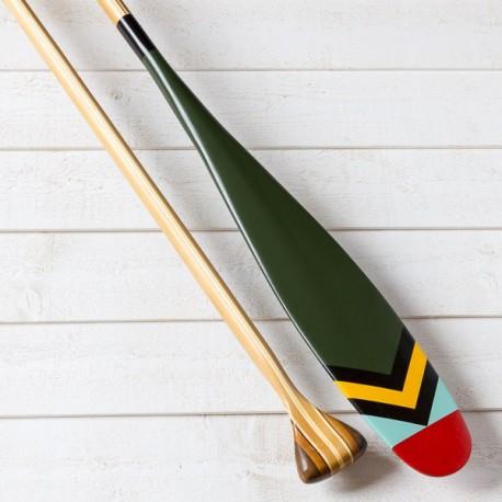 """Pagaie de canoë """"W. ARROW"""" handmade in USA"""