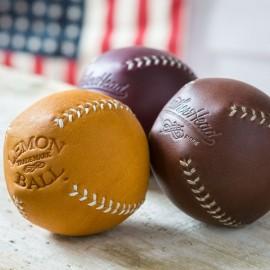 Balles de baseball cuir Horween, made in USA