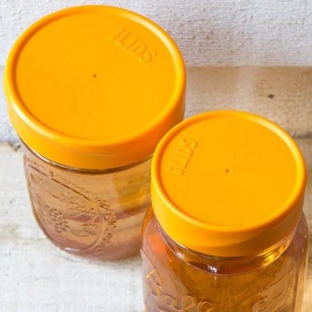 Couvercle étanche iLIDS Orange - made in USA