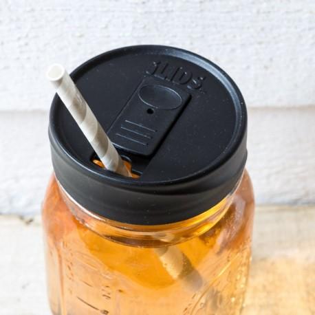 Couvercle à boire iLIDS Noir - made in USA