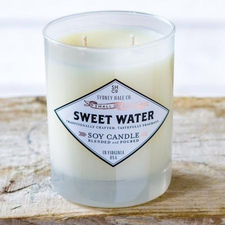 Bougie parfumée SWEET WATER made in USA