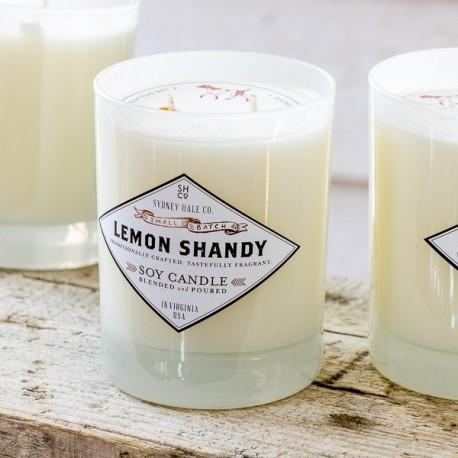 Bougie parfumée LEMON SHANDY made in USA