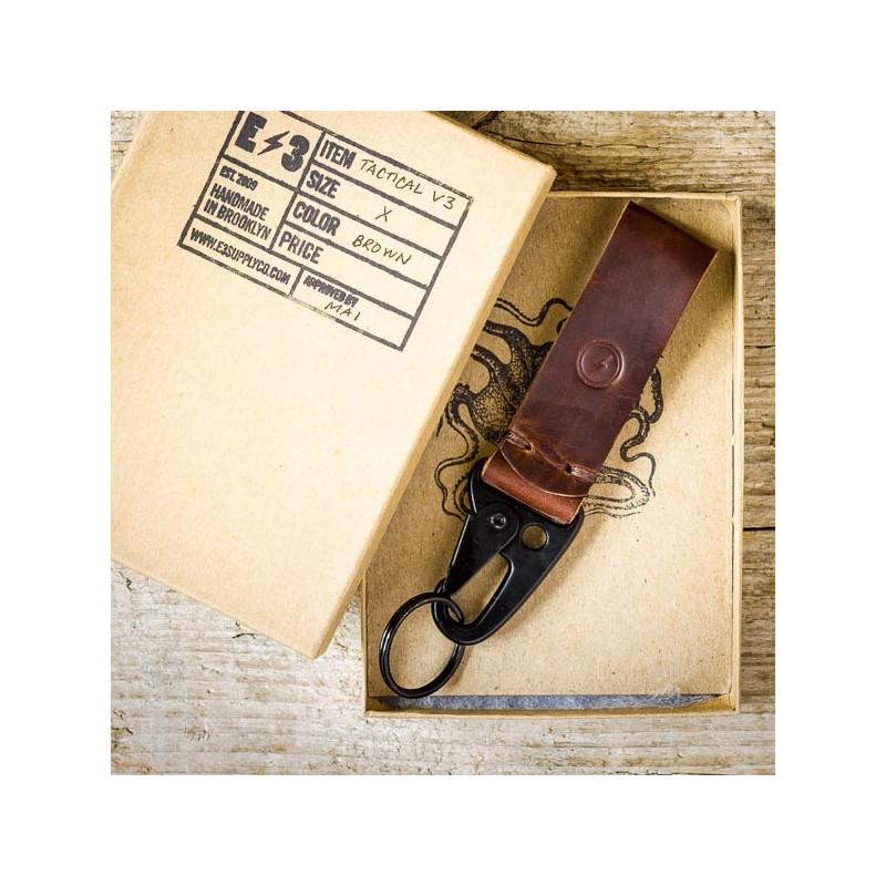 Passant mousqueton E3 Tactical2 Noir - Made in USA⎟ lecomptoiramericain 219a8e24c46