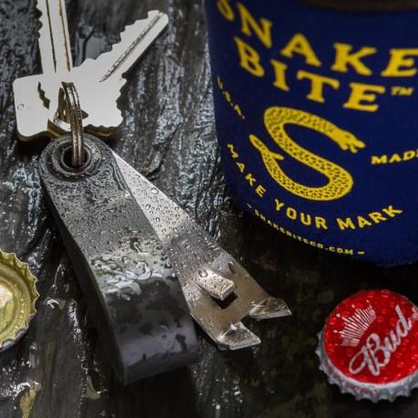 Décapsuleur porte-clé Snake Bite® Silicone Made in U.S.A