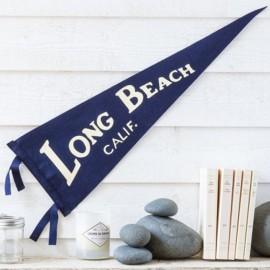 City Fanion LONG BEACH made in USA