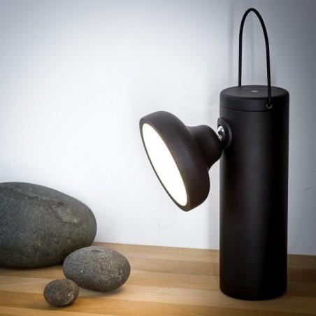 M-Lamp Noire  made in USA - livraison gratuite