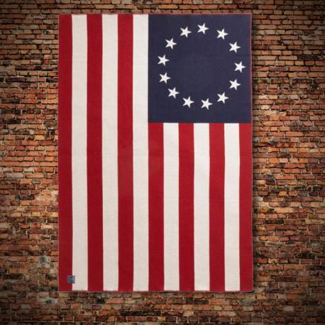 "Plaid ""1776 Betsy Ross"" made in USA Livraison gratuite"