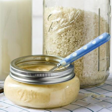 Bocal Mason Jar Wide Mouth  ELITE 8oz/240ml - made in USA