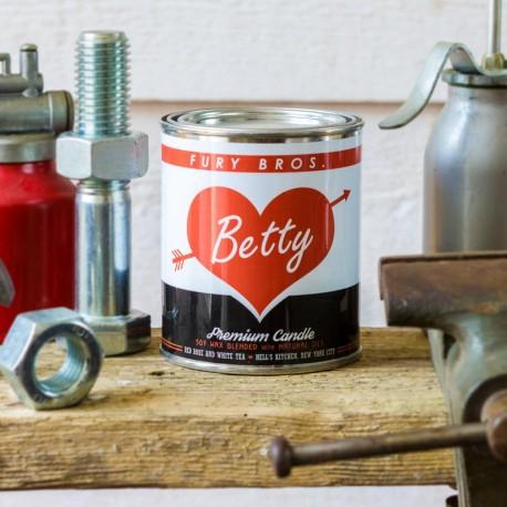 Bougie parfumée BETTY -made in USA