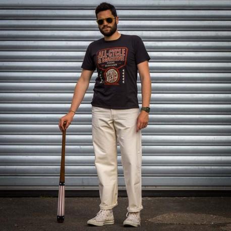 Pantalon blanc de peintre STAN RAY - Made in USA