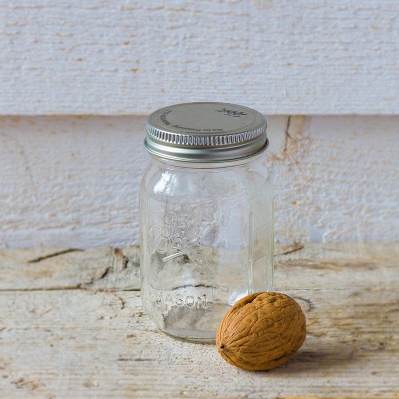 bocal mini mug mason jar mason jar ball le comptoir. Black Bedroom Furniture Sets. Home Design Ideas