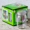 Pack 4 X Bocal Mini Mason Ball® 4oz - made in USA