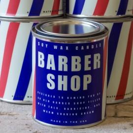 Bougie parfumée BARBER SHOP  - Made in USA