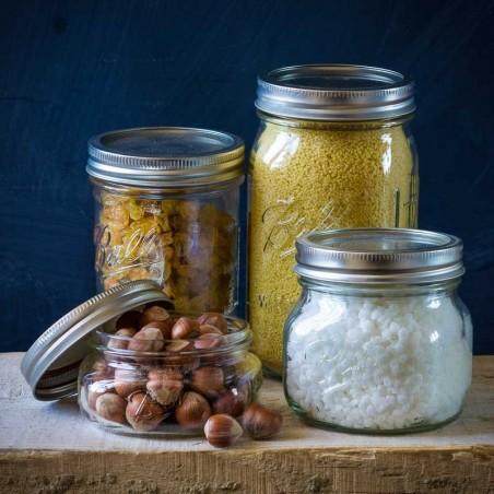 Starter Set découverte Mason Jar Ball Wide Made in USA