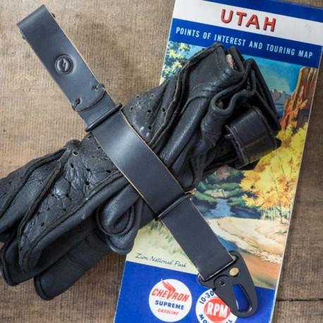 Porte clés E3 Tactical V1 Noir Made in USA