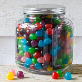 Bocal Mason Jar Candy - 64oz - made in USA