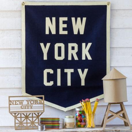 Fanion NEW YORK CITY made in USA