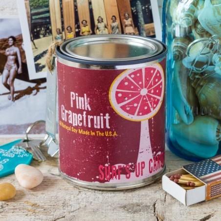 Bougie parfumée Surf Up PINK GRAPEFRUIT - made in USA