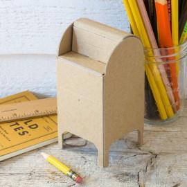 Boundless Brooklyn Mailbox Model Kit