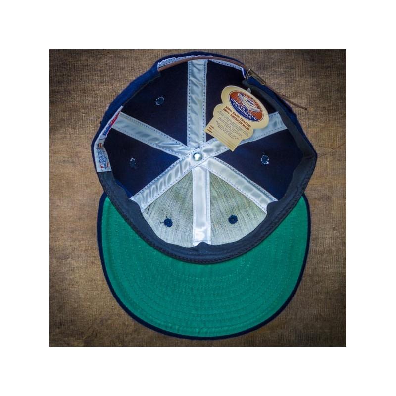 Casquettes De Baseball En Flanelle Made In Usa