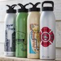 Gourdes Aluminium by Liberty Bottles™