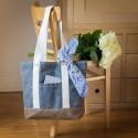 Tote bag by MN DAVIS & SON